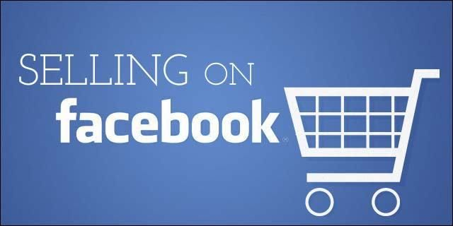 Make money on Facebook from sales